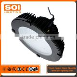 130lm/W CE CB SAA listed 5 years warranty gas station led canopy lights dimmable led high bay light
