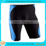 Wholesale custom running yoga compression shorts for men