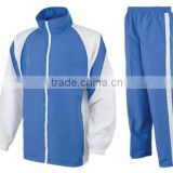 Wholesale Men's 100% Polyester Plain Winter Track Suit