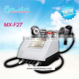 Hot selling portable 5 in 1 cavitation cellulite reduction/slimming beauty equipment/best effect slimming machine