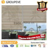 One way window shade privacy paint zebra blind fabric