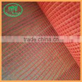100% virgin HDPE construction HDPE high quality safety netting defence screen outdoor construction net