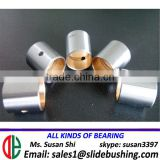 composite bushing hardened steel bushes excavator bucket bushing spherical plain bearing