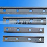 metal mould design and processing for locomotives parts and turnouts
