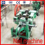 Nail machine/ coil nail making machine/ wire nail machine with wholesale price hot sale in 2013