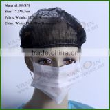 China Manufacture Disposable Black Face Masks