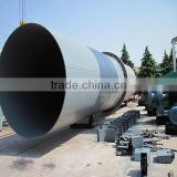 New Condition 1000t/d Rotary Kiln for Quick Lime Processing Plant