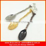 Promotion Cheap Gift Coffee Metal Mini Spoon