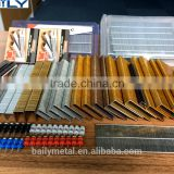 71 series lndustry nails 22ga High quality cheap price furniture sofa staples