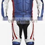 Leather Motorbike Racing Suit (L-S 005)