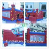 HI Funny and new style game 0.55mm PVC inflatable bounce castle,commercial air moonwalk,bounce house inflatable for sale