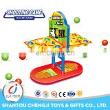 New Design shooting toys kids educational board game maker