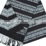 Men's Fashion Jacquard Scarf