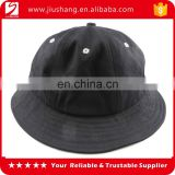 custom 100% cotton plain bucket hat wholesale