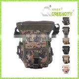 Men Outdoor Travel Tactical Military Drop Leg Bag
