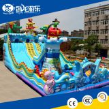Best sale inflatable slide , Comstomize high quality inflatable jumping castle slide for outdoors with cheap price