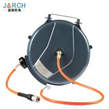 Retractable hose reel auto expansion electrics small air water auto spring cable reel