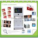 Funny Photo Cool Clap Portable Booth Kiosk Design