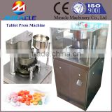 Stainless steel Rotary type chemical pills press machine