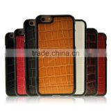 Quality guaranteed leather phone case for iphone, leather phone case manufacturer in guangzhou