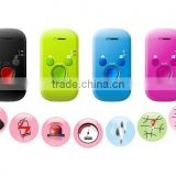 hot sale made in China GPS personal Tracker, gps watch personal tracker with platform and Mobile tracking