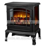 CSA approved 20 inch 3 sides 120V Electric Fireplace Stove