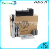 High quality powerful 40W vamo v7 electronic cigarette korea