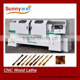 Combination woodworking lathe machine