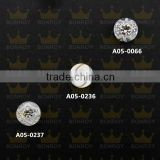 wholesale rhinestone buttons cheap for embellishment