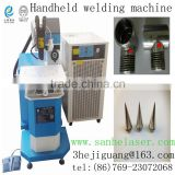 professional mold laser welding machine repairing mold welding USB connections battery precision injection