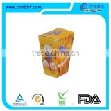 Food packaging container for take away popcorn chicken paper boxes                                                                         Quality Choice