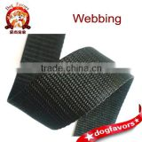 Nylon Strap for tent, trampoline accessories, 3.8cm black nylon belt polyester belt webbing wholesale