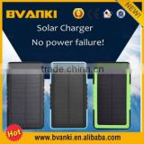 2016 new technology solar power bank solar charger import cheap goods from china 8000mah dual usb portable mobile power bank
