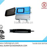 Industrial intelligent controller PH/ORP controller,PH meter online panel-mounted PHS-8D