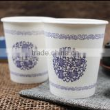Single Wall Style and Beverage,Paper 6 oz Cup recycled Paper Use paper coffee cups with logo