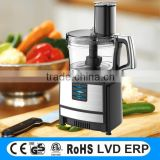 Multifunction food processor, All-in-one food processor with blender,chopper,grinder,mixer,shredder,churning function
