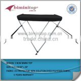 2 bow bimini top boats for inflatable boat