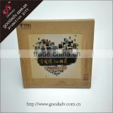Hot-selling wholesale personality beautiful Best Quality love heart photo frames