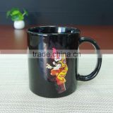 Dragon Ball Z Color Changing Super Saiyan God Son Goku Heat Reactive Mug