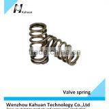 Engine valve helical compression spring