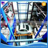 underground garage lift pallet lifting device automatic carport parking factory full automatic stacker parking system