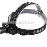 Hign power rechargeable led headlamp manufacturers