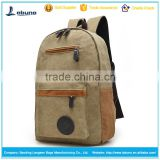 2016 wholesale soft vancas laptop bag travelling cotton outdoor backpack bags                                                                                                         Supplier's Choice