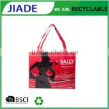 Alibaba china supplier bulk reusable shopping bag/cheap logo shopping tote bags/fashion shopping bag in non woven