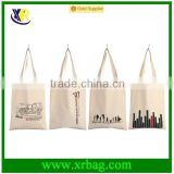 Fashion original recycle cotton tote shopping bags