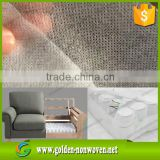 white transparant nonwoven fabric for furniture use pp spunbonded non woven fabric