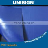 Unisign Proffessional Experience Durable Curtain Side Container PVC Fabric Tarpaulin Price