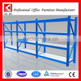 Storage archive shelving folding stackable tyre rack storage racks blue and orange warehouse rack