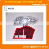 CNC Machning Transparent Car Lamp Rapid Prototyping                                                                         Quality Choice
