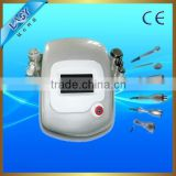 Non Surgical Ultrasonic Liposuction 6 In 1 Ultrasonic Fat Freezing Liposuction Cavitation RF Slimming Machine